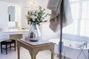 Classical Style House Plan - 4 Beds 3.5 Baths 5084 Sq/Ft Plan #71-146 Interior - Bathroom