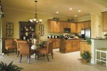 Ranch Interior - Kitchen Plan #930-395