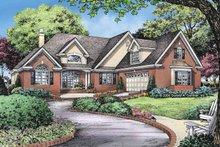 Architectural House Design - Craftsman Exterior - Front Elevation Plan #929-826