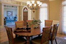 Traditional Interior - Dining Room Plan #927-573