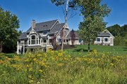 Craftsman Style House Plan - 4 Beds 3.5 Baths 4296 Sq/Ft Plan #928-224