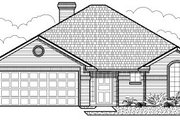 Traditional Style House Plan - 3 Beds 2 Baths 1654 Sq/Ft Plan #65-230