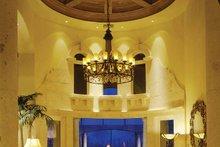 Mediterranean Interior - Family Room Plan #930-54