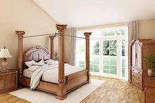 Ranch Interior - Master Bedroom Plan #18-9545