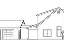 Country Exterior - Other Elevation Plan #124-771