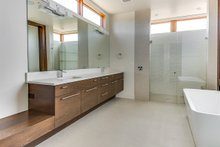 Home Plan - Contemporary Interior - Master Bathroom Plan #892-22