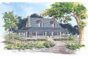 Farmhouse Style House Plan - 3 Beds 2.5 Baths 1696 Sq/Ft Plan #72-110