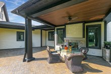 Craftsman Exterior - Outdoor Living Plan #928-312