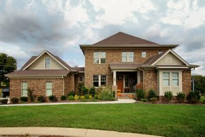 Traditional Exterior - Front Elevation Plan #900-2