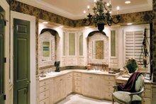 Mediterranean Interior - Bathroom Plan #453-383