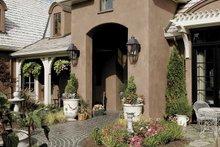 Dream House Plan - European Exterior - Front Elevation Plan #48-878