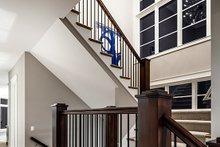 Contemporary Interior - Entry Plan #928-287