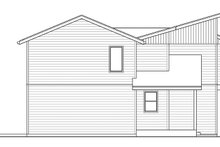 Contemporary Exterior - Other Elevation Plan #569-15