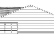 House Plan Design - Craftsman Exterior - Other Elevation Plan #943-45