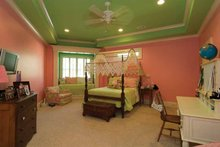 House Plan Design - Craftsman Interior - Bedroom Plan #54-362