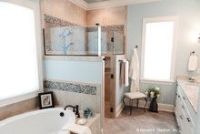 Country Interior - Master Bathroom Plan #929-699