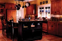 House Plan Design - Traditional Interior - Kitchen Plan #928-46