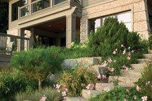 House Plan Design - Prairie Exterior - Rear Elevation Plan #928-226