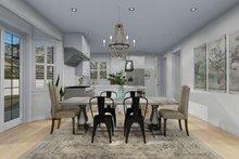 Architectural House Design - Craftsman Interior - Dining Room Plan #1060-65