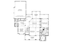 Farmhouse Floor Plan - Main Floor Plan Plan #927-978