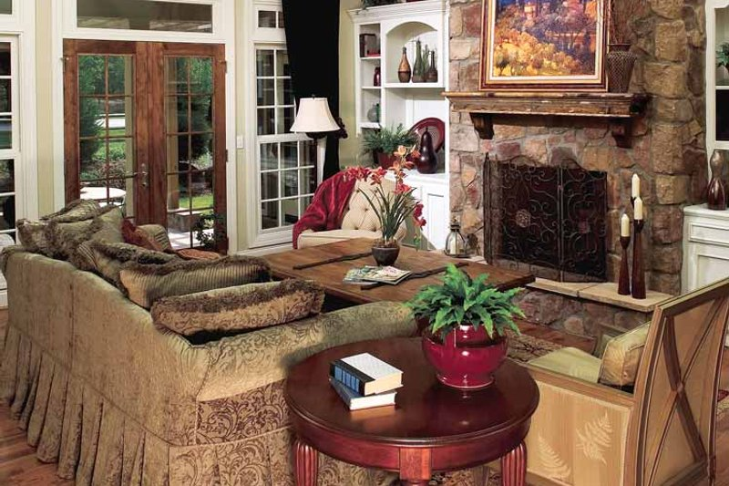 Traditional Interior - Other Plan #929-605 - Houseplans.com