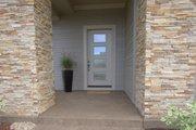Prairie Style House Plan - 4 Beds 3 Baths 3109 Sq/Ft Plan #124-969 Interior - Entry