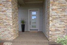 Architectural House Design - Prairie Interior - Entry Plan #124-969