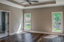 House Plan Design - Country Interior - Master Bedroom Plan #430-194