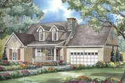 Traditional Style House Plan - 3 Beds 2.5 Baths 1777 Sq/Ft Plan #17-2002 Exterior - Other Elevation