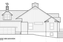 European Exterior - Other Elevation Plan #417-239