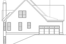 Country Exterior - Other Elevation Plan #927-127