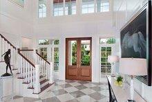 House Plan Design - Country Interior - Entry Plan #1017-163
