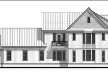 Home Plan - Farmhouse Exterior - Other Elevation Plan #1058-73