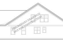 Traditional Exterior - Other Elevation Plan #927-960