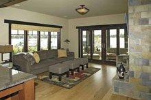 House Plan Design - Craftsman Interior - Other Plan #928-15