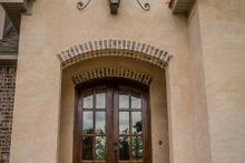 Home Plan - European Exterior - Front Elevation Plan #430-142