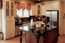 Country Interior - Kitchen Plan #927-654