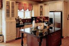 House Plan Design - Country Interior - Kitchen Plan #927-654