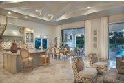 Mediterranean Style House Plan - 3 Beds 3.5 Baths 3433 Sq/Ft Plan #930-444 Interior - Kitchen