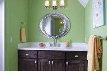 Craftsman Interior - Bathroom Plan #928-32