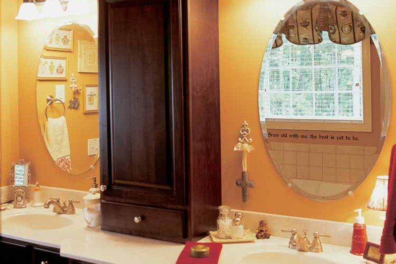 Country Interior - Master Bathroom Plan #927-781 - Houseplans.com