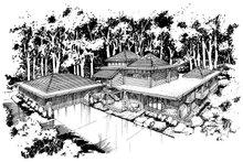 House Plan Design - Craftsman Exterior - Front Elevation Plan #942-11