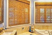 Mediterranean Interior - Master Bathroom Plan #930-70