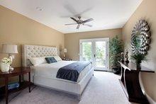 Craftsman Interior - Master Bedroom Plan #928-224