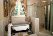 House Plan Design - Craftsman Interior - Bathroom Plan #429-272