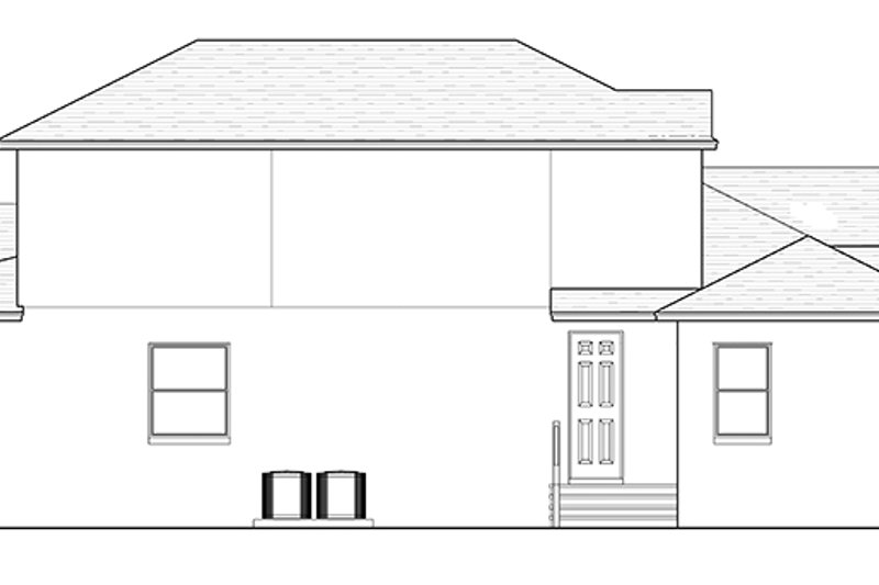 Country Exterior - Other Elevation Plan #1058-114 - Houseplans.com