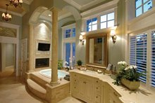 Home Plan - Craftsman Interior - Master Bathroom Plan #132-353