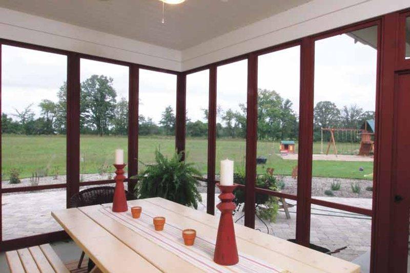 Craftsman Interior - Other Plan #928-39 - Houseplans.com