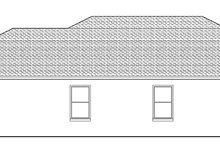 House Plan Design - Mediterranean Exterior - Other Elevation Plan #1058-93
