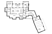 Country Style House Plan - 4 Beds 4.5 Baths 5270 Sq/Ft Plan #928-285
